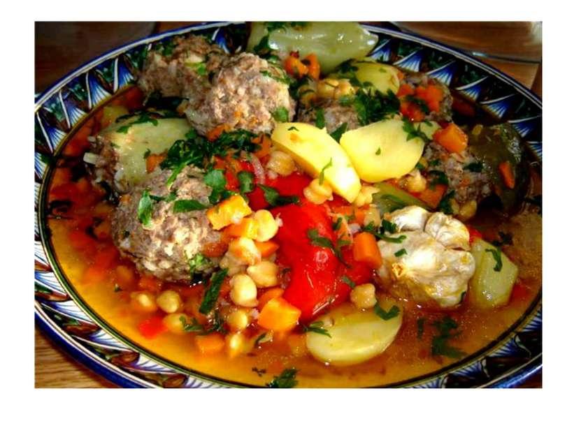 национальная кухня киргизии фото