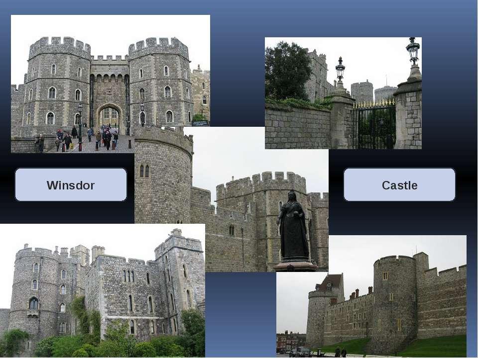 Winsdor Castle
