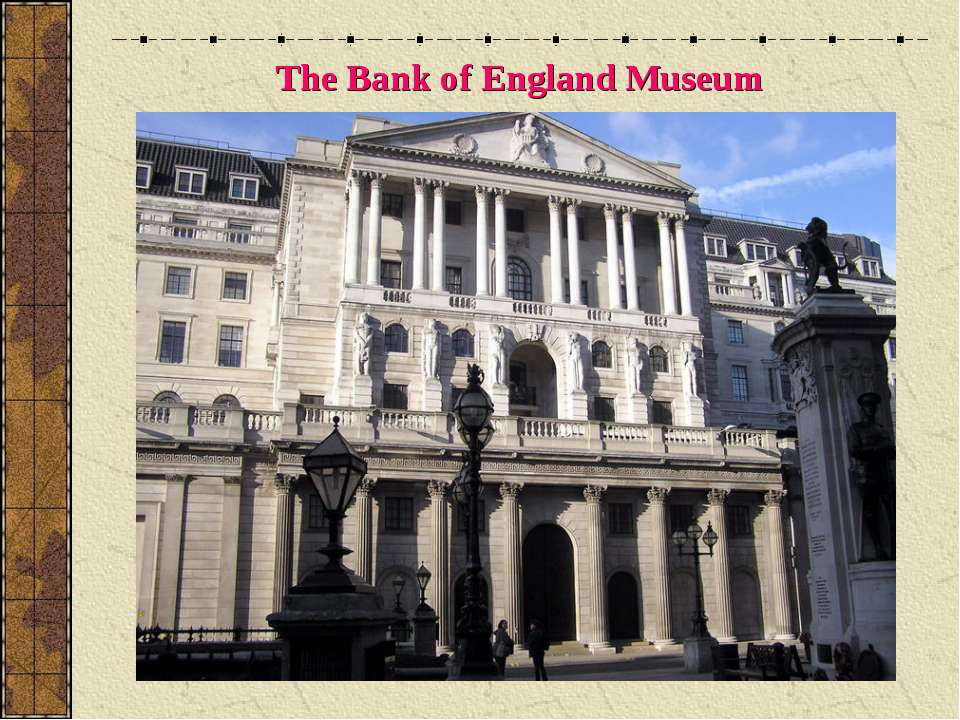 The Bank of England Museum