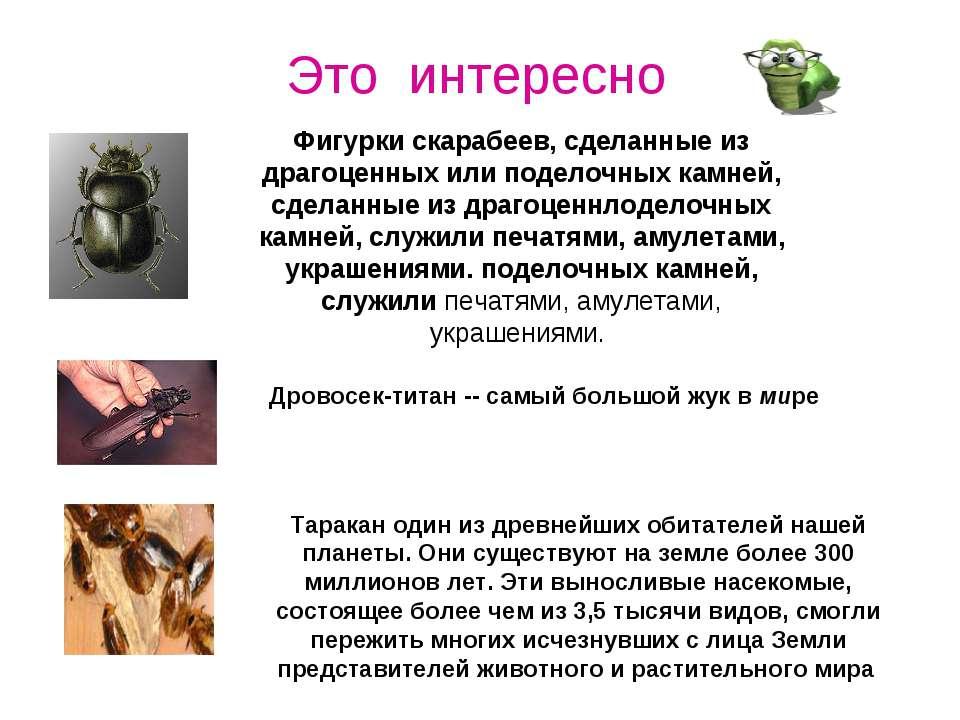 Это интересно Фигурки скарабеев, сделанные из драгоценных или поделочных камн...
