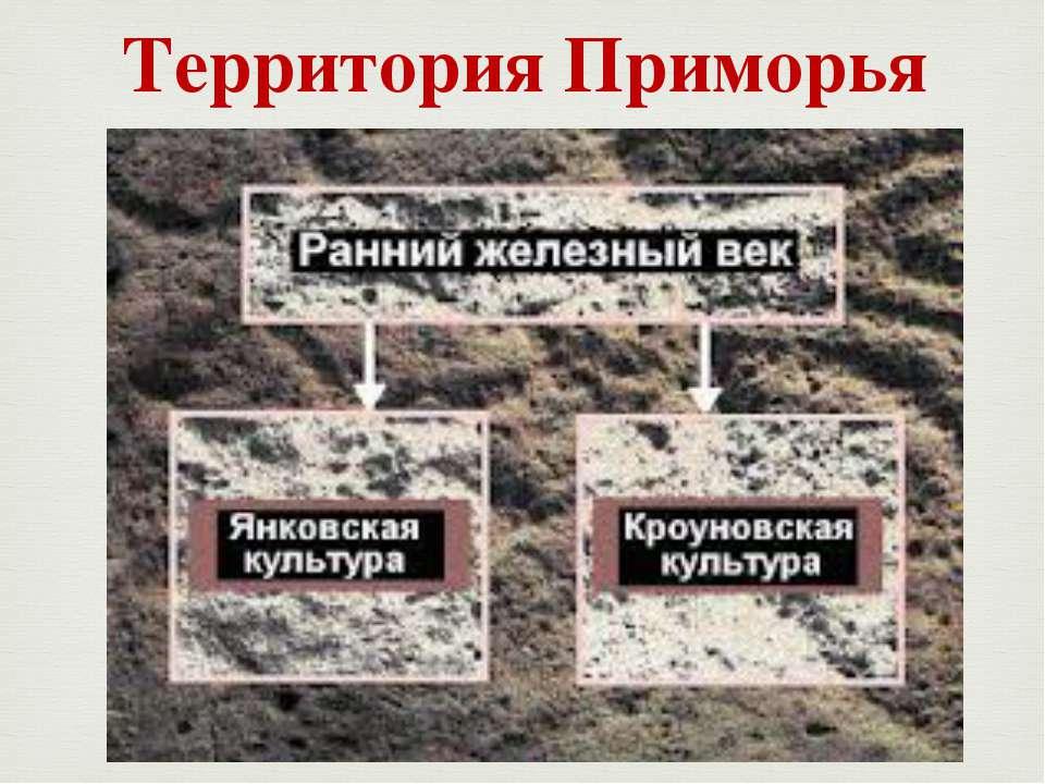Территория Приморья
