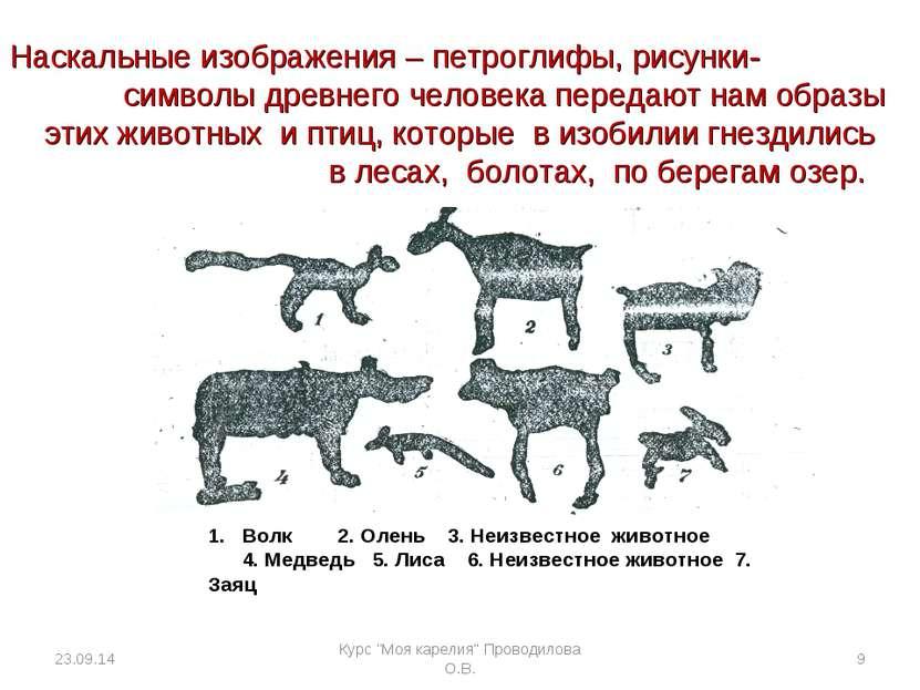 Наскальные изображения – петроглифы, рисунки- символы древнего человека перед...