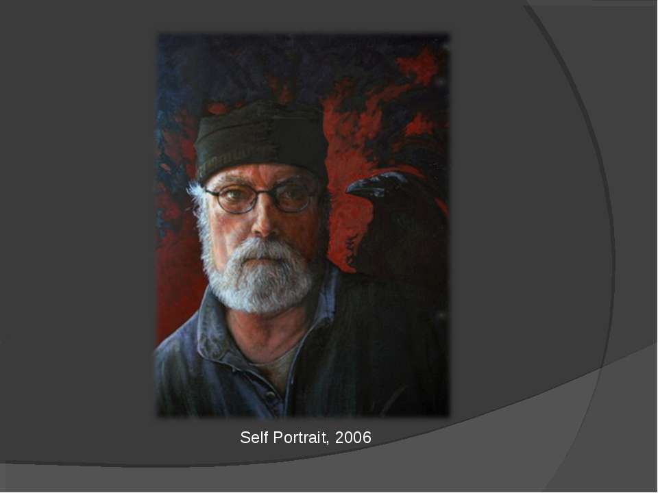 Self Portrait, 2006