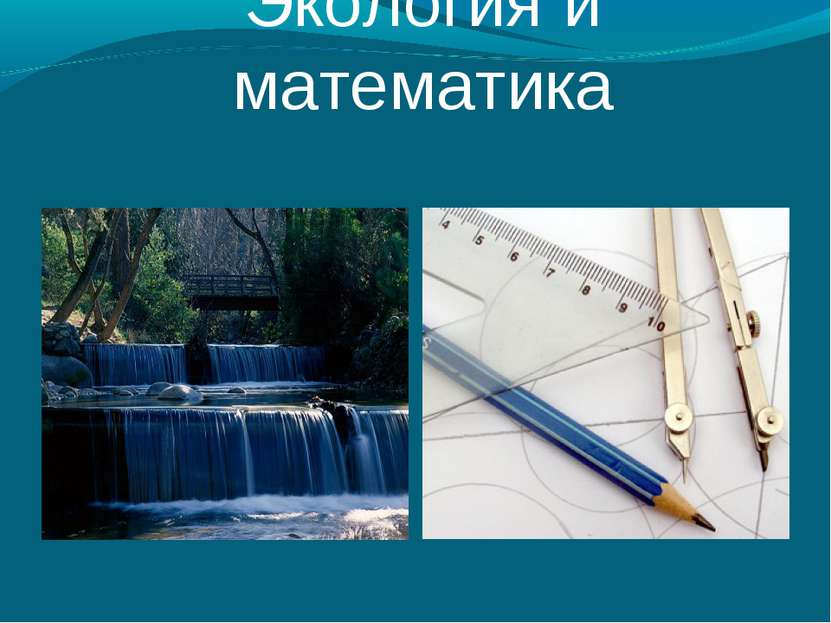 Экология и математика