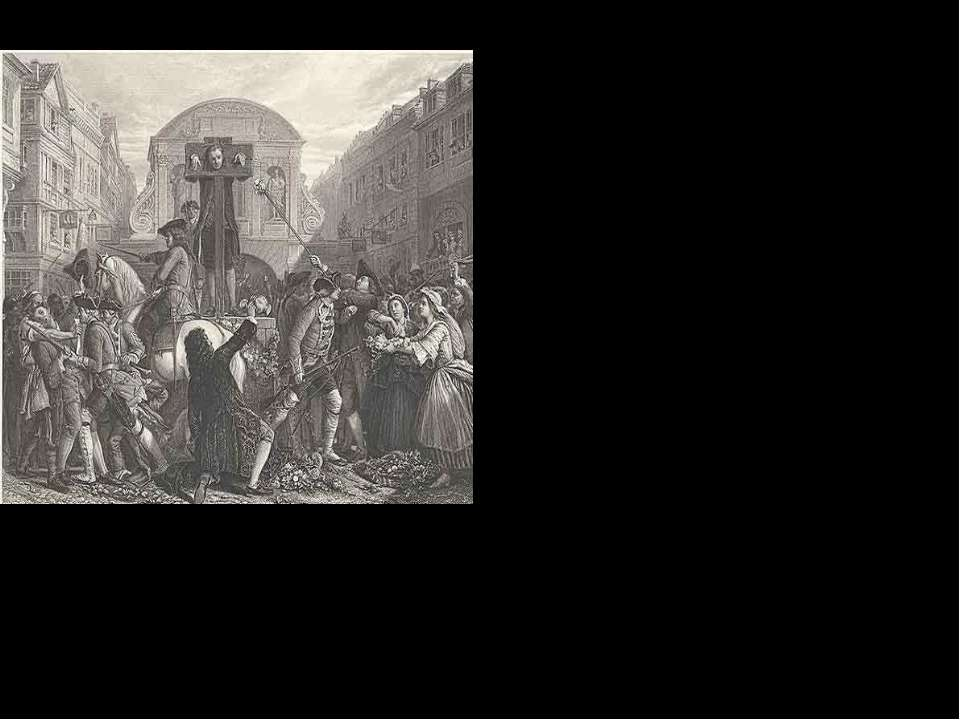 В 1703 году Даниель Дефо был приговорён к гражданской казни. Но пребывание у ...