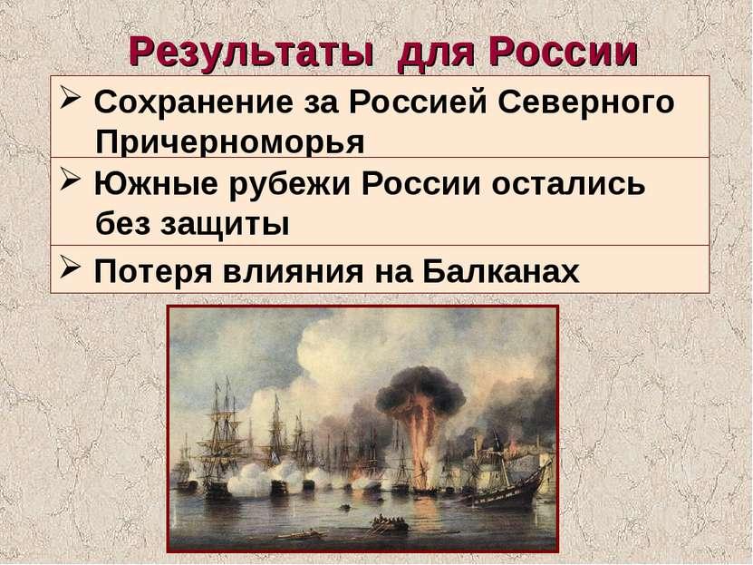 Результаты для России Сохранение за Россией Северного Причерноморья Южные руб...