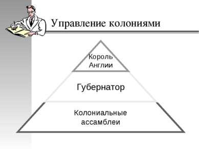 Управление колониями
