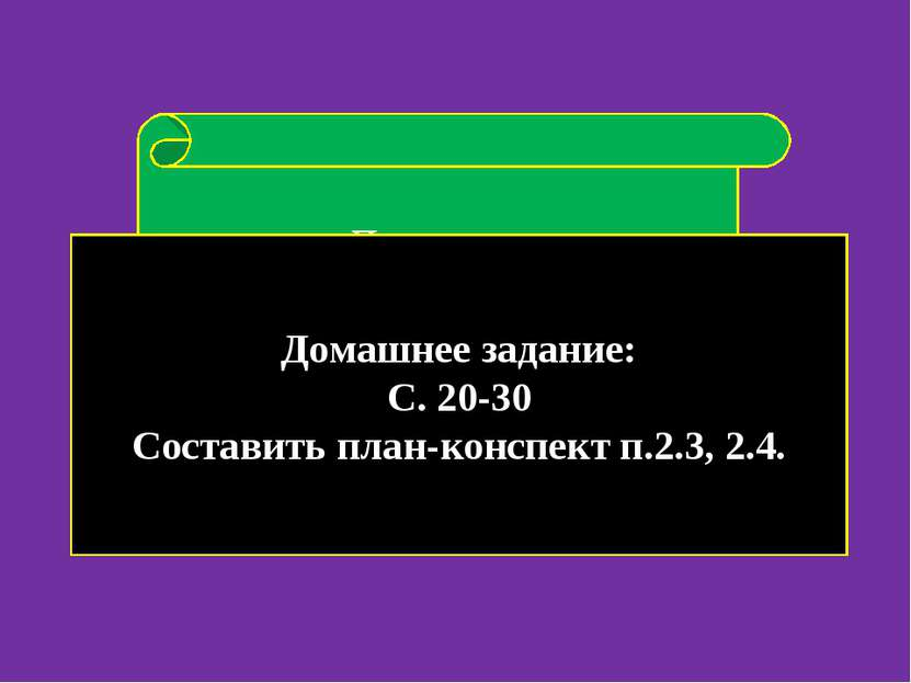 План урока Возникновение шумерской письменности Архитектура Древней Передней ...