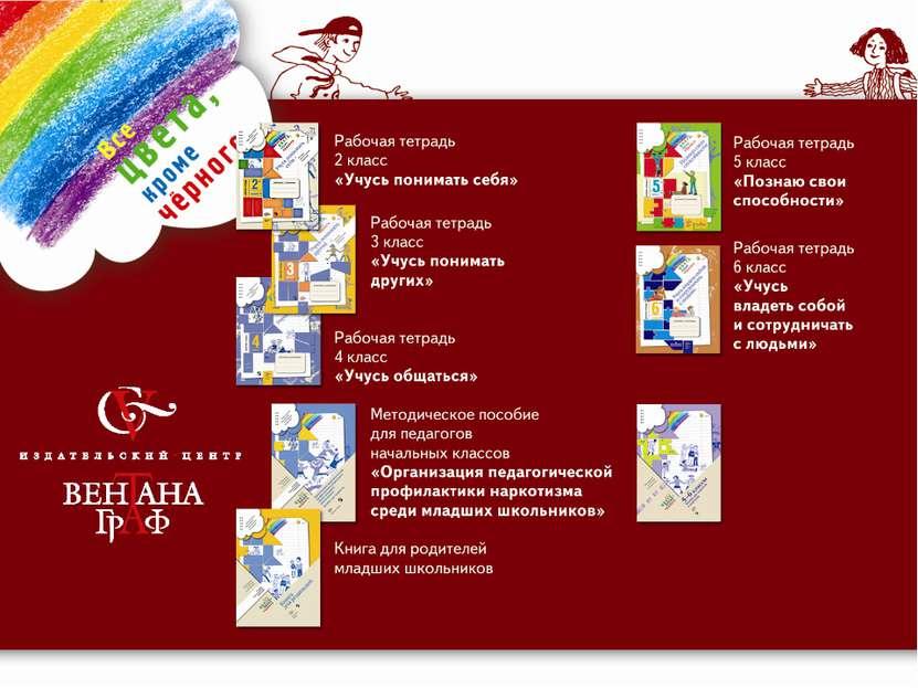 Методическое пособие для педагогов и родителей 5–6 классы Структура УМК «Все ...
