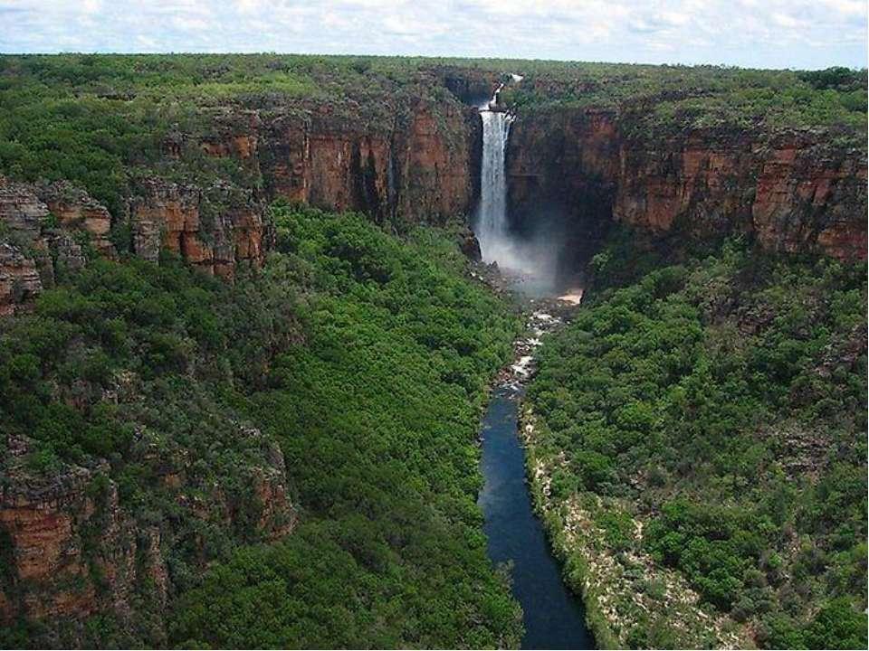 Национальный парк Какаду – уникальный образец комплекса экосистем, включая пр...