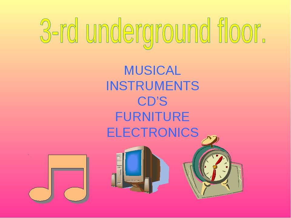 MUSICAL INSTRUMENTS CD'S FURNITURE ELECTRONICS