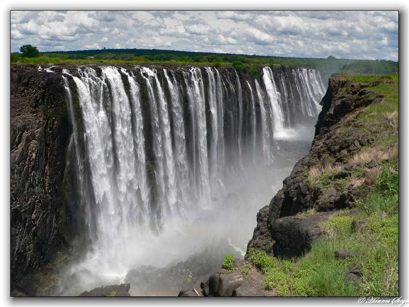 Водопад Виктория (Замбези)