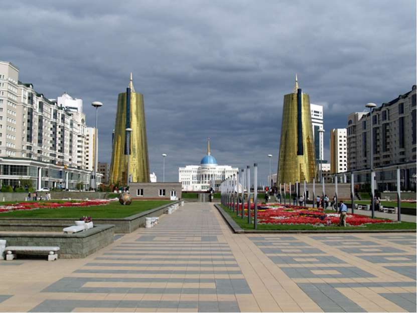 Презентация На Тему Astana Is The Capital Of Kazakhstan