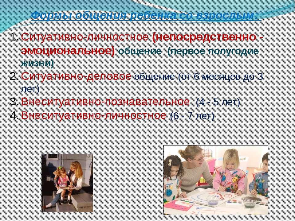 социально-личностное развитие и воспитание детей шпаргалка
