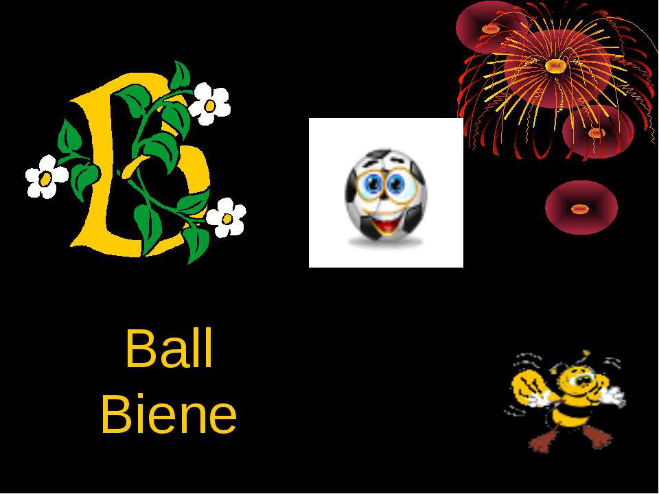 Ball Biene