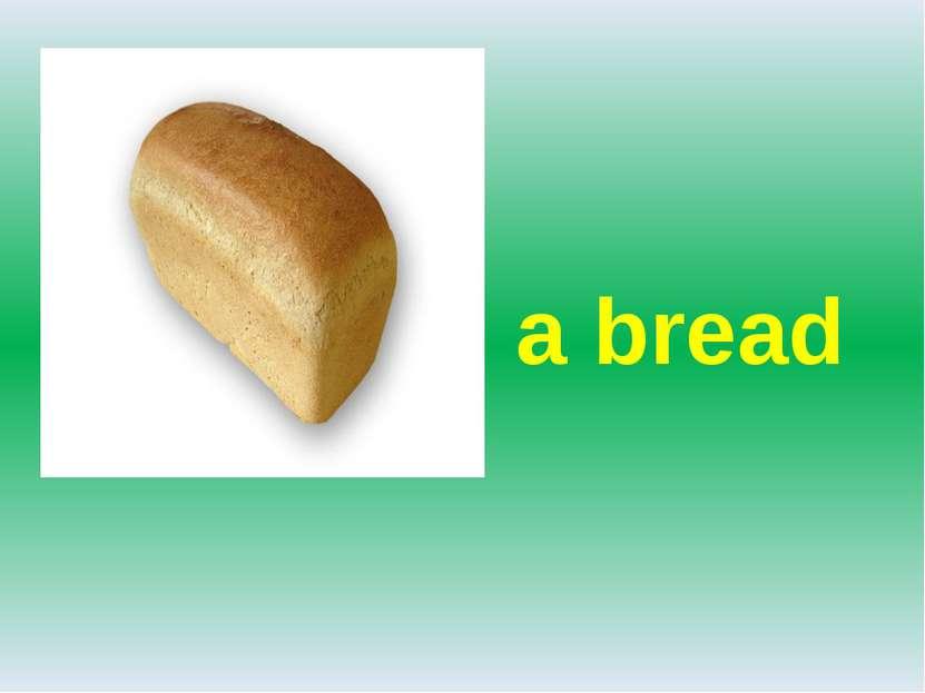 a bread