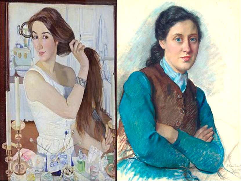 русская художница, участница объединения «Мир искусства», одна из первых русс...