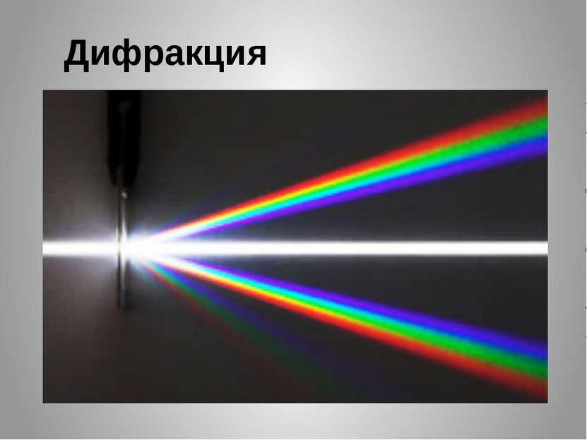 Дифракция