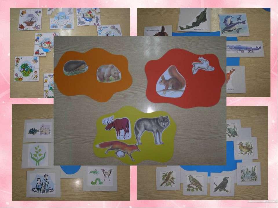 Тема. «Формирование познавательной активности через экологическое воспитание».
