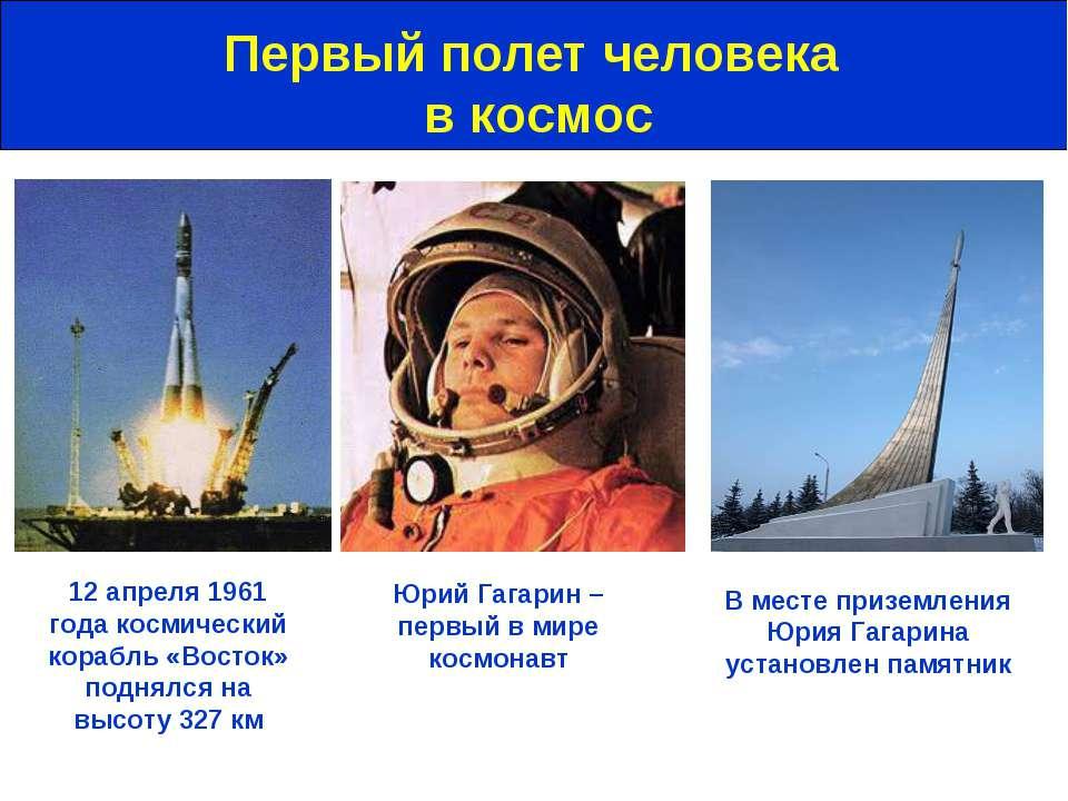 если первый полет в космос достижение науки конечно, хочу верить