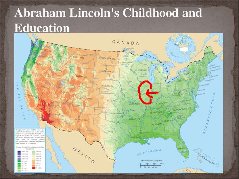 Abraham Lincoln's Childhood and Education