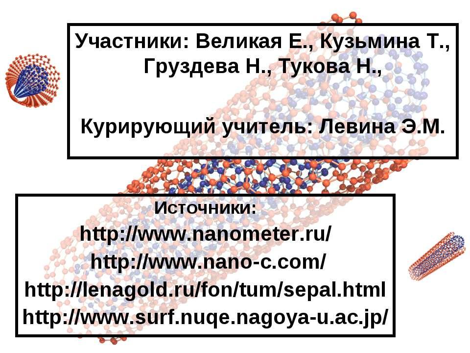 Участники: Великая Е., Кузьмина Т., Груздева Н., Тукова Н., Курирующий учител...