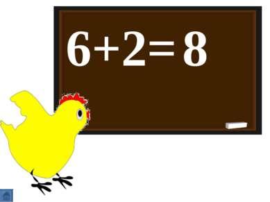 6+2= 8