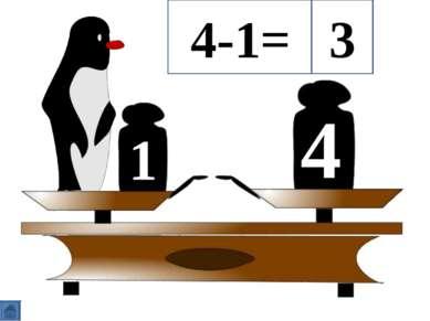 1 4 4-1= 3