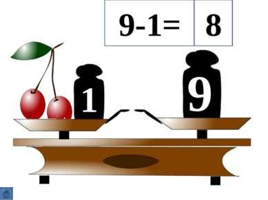 1 9 9-1= 8