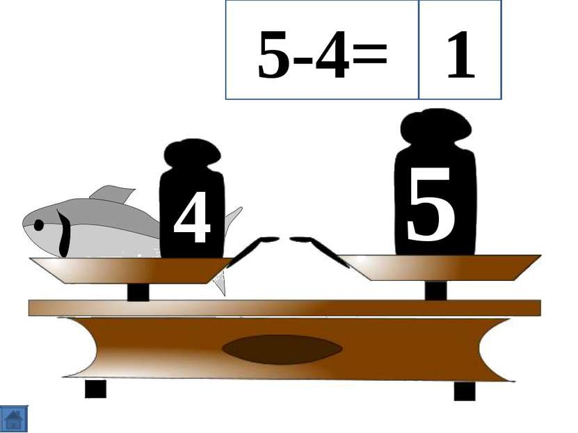 4 5 5-4= 1
