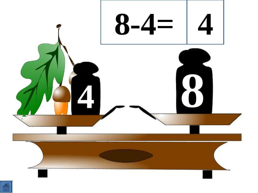 4 8 8-4= 4