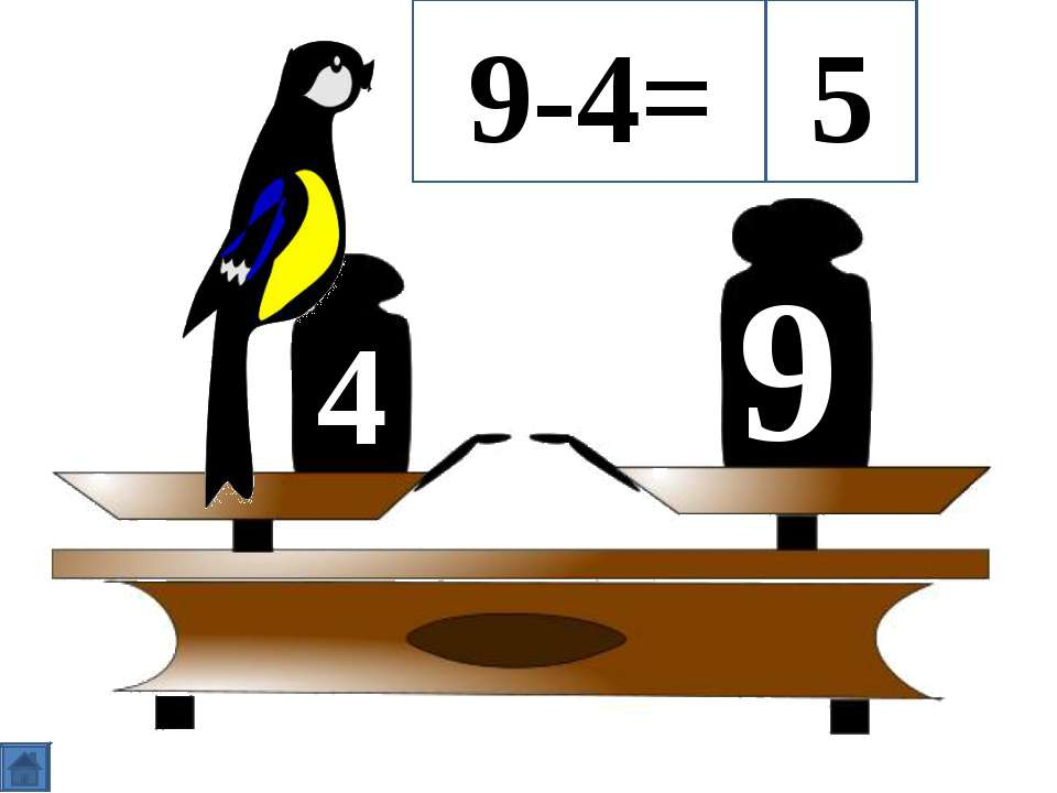 4 9 9-4= 5