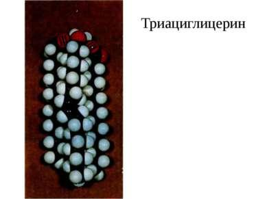 Триациглицерин