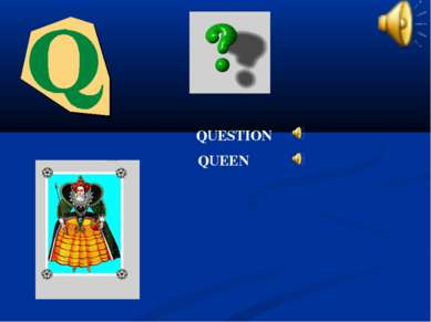 QUEEN QUESTION