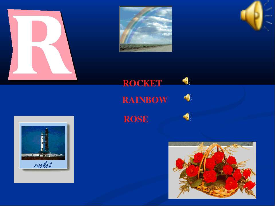 RAINBOW ROSE ROCKET