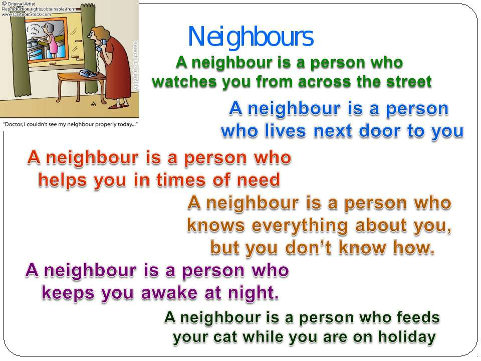 Neighbours