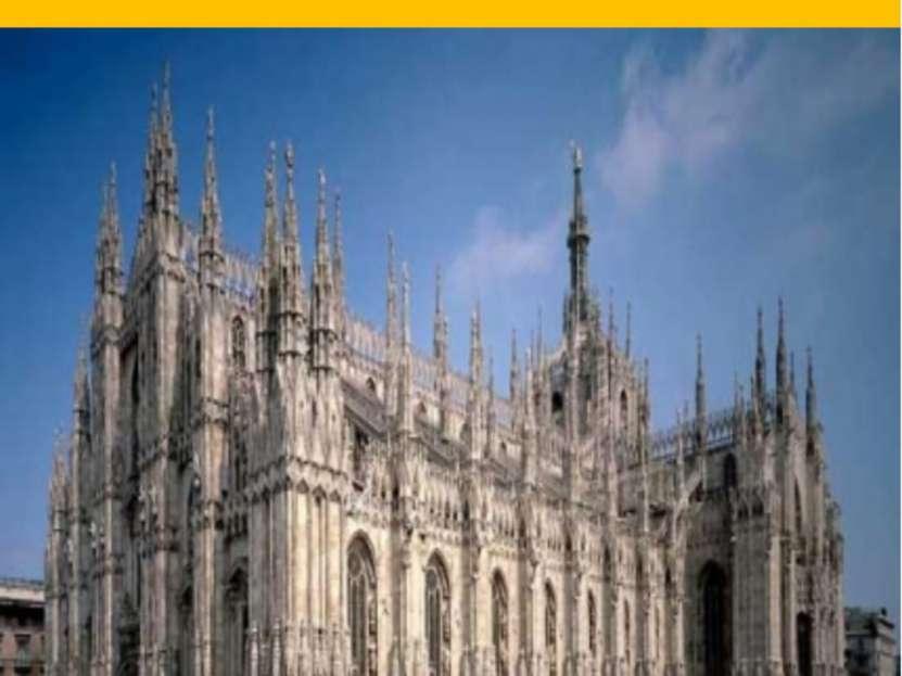 Миланский собор (итал. Duomo di Milano) — кафедральный собор в Милане. Постро...