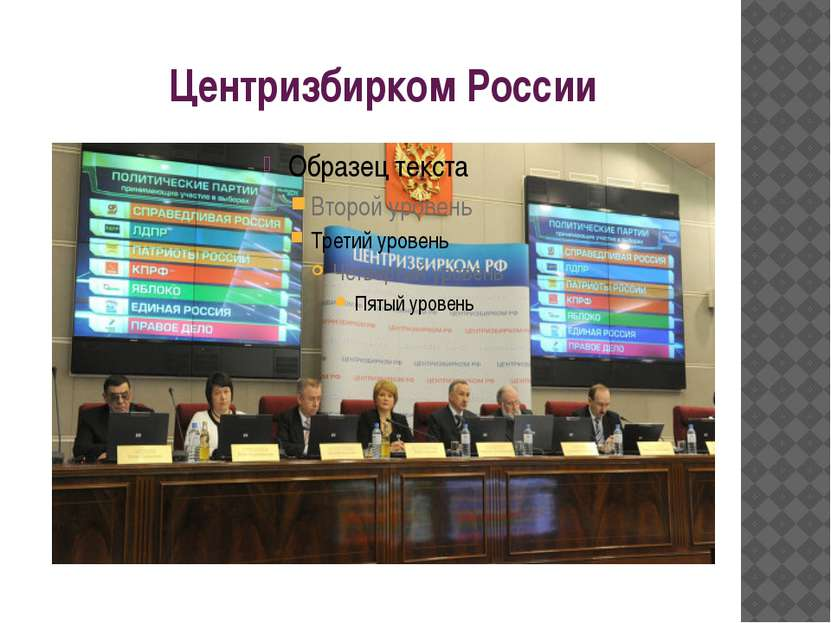 Центризбирком России