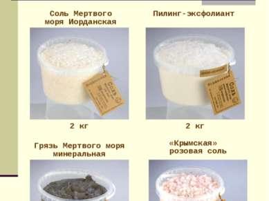 2 кг 2 кг Широкий выбор: Профессиональная линия Соль Мертвого моря Иорданская...