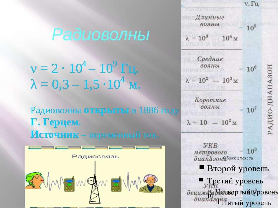 Радиоволны