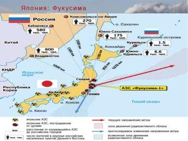 Япония: Фукусима
