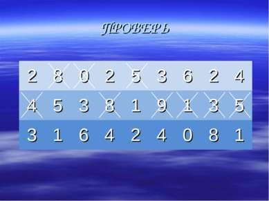 ПРОВЕРЬ 2 8 0 2 5 3 6 2 4 4 5 3 8 1 9 1 3 5 3 1 6 4 2 4 0 8 1