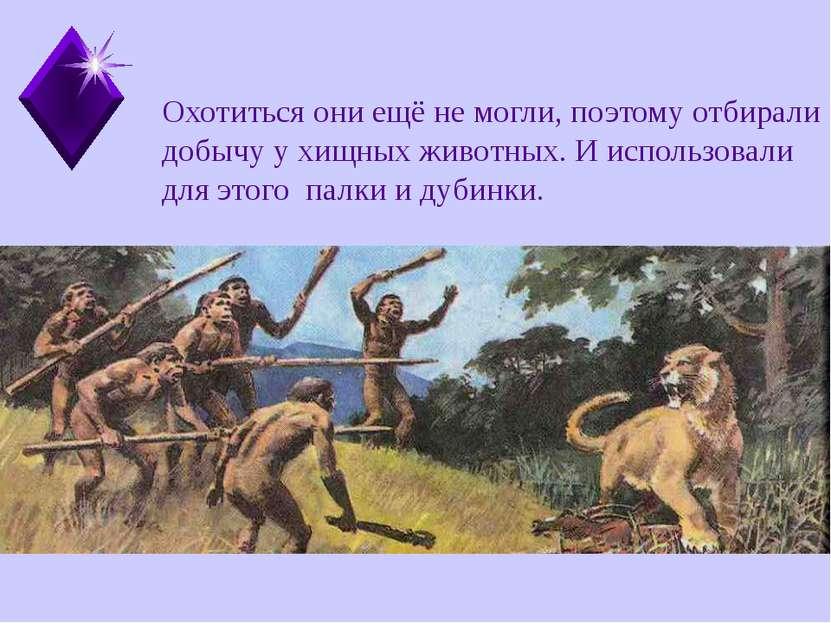 Медина Мекка Охотиться они ещё не могли, поэтому отбирали добычу у хищных жив...
