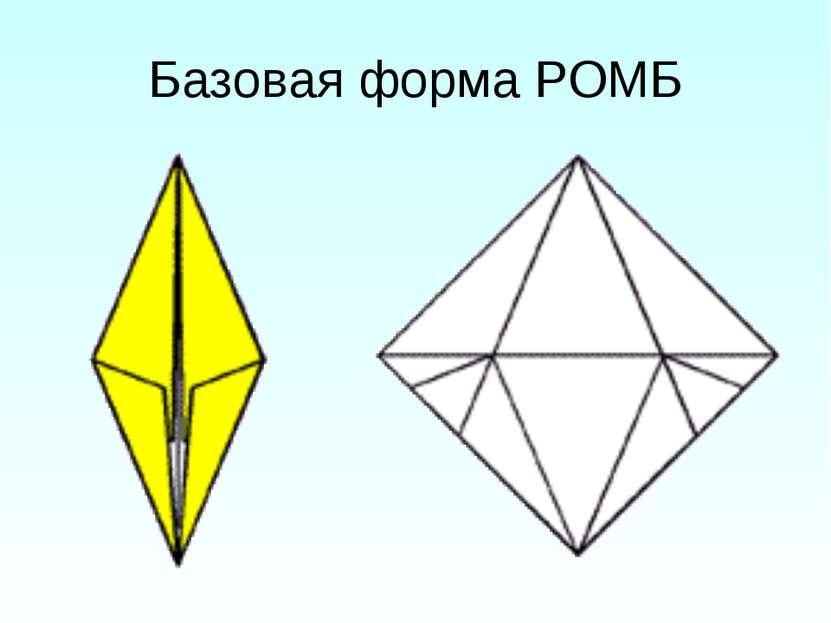 Базовая форма РОМБ