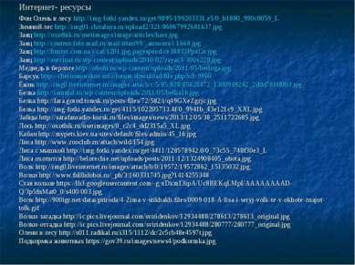 Интернет- ресурсы Фон Олень в лесу http://img-fotki.yandex.ru/get/9895/199203...