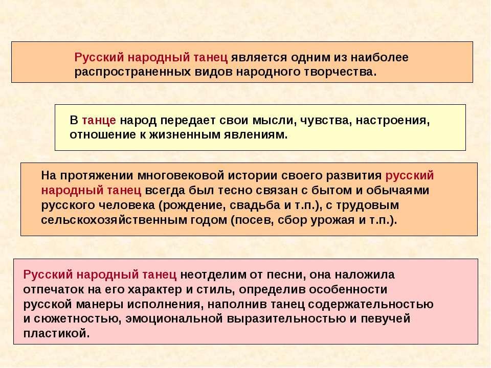 Русский народный танец является одним из наиболее распространенных видов наро...