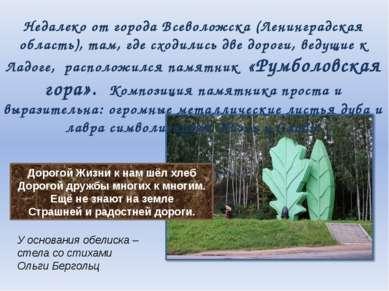 Недалеко от города Всеволожска (Ленинградская область), там, где сходились дв...