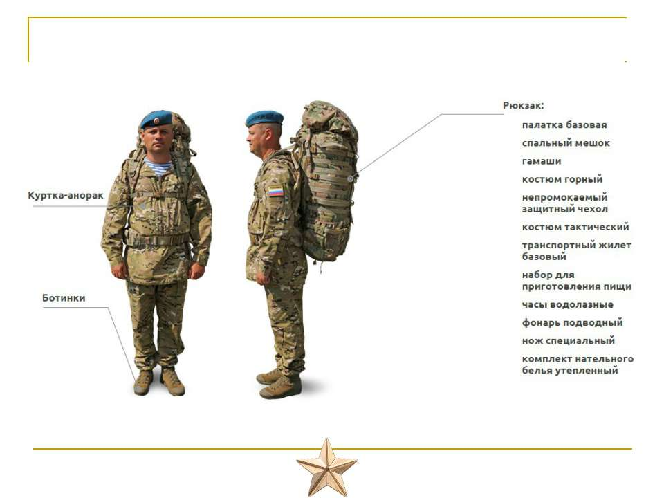Предназначена для ведения боевых действий в составе парашютно-десантных и дес...