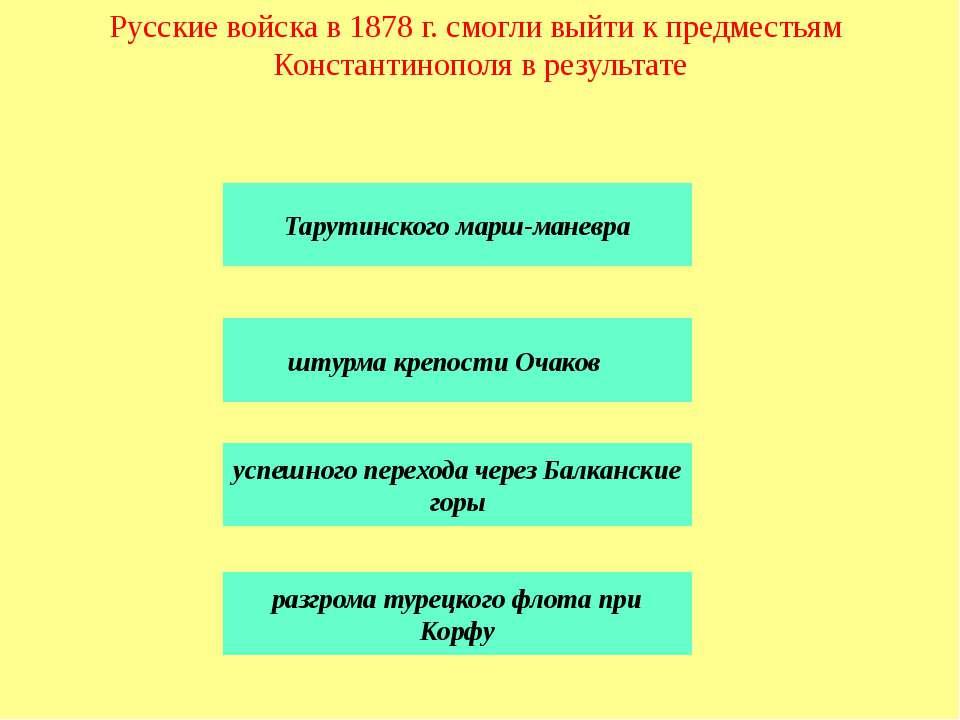 Что из названного относится к политике Александра III в крестьянском вопросе?...