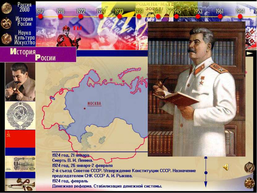 Конституция России о федеративном устройстве Празднование тысячелетия единени...